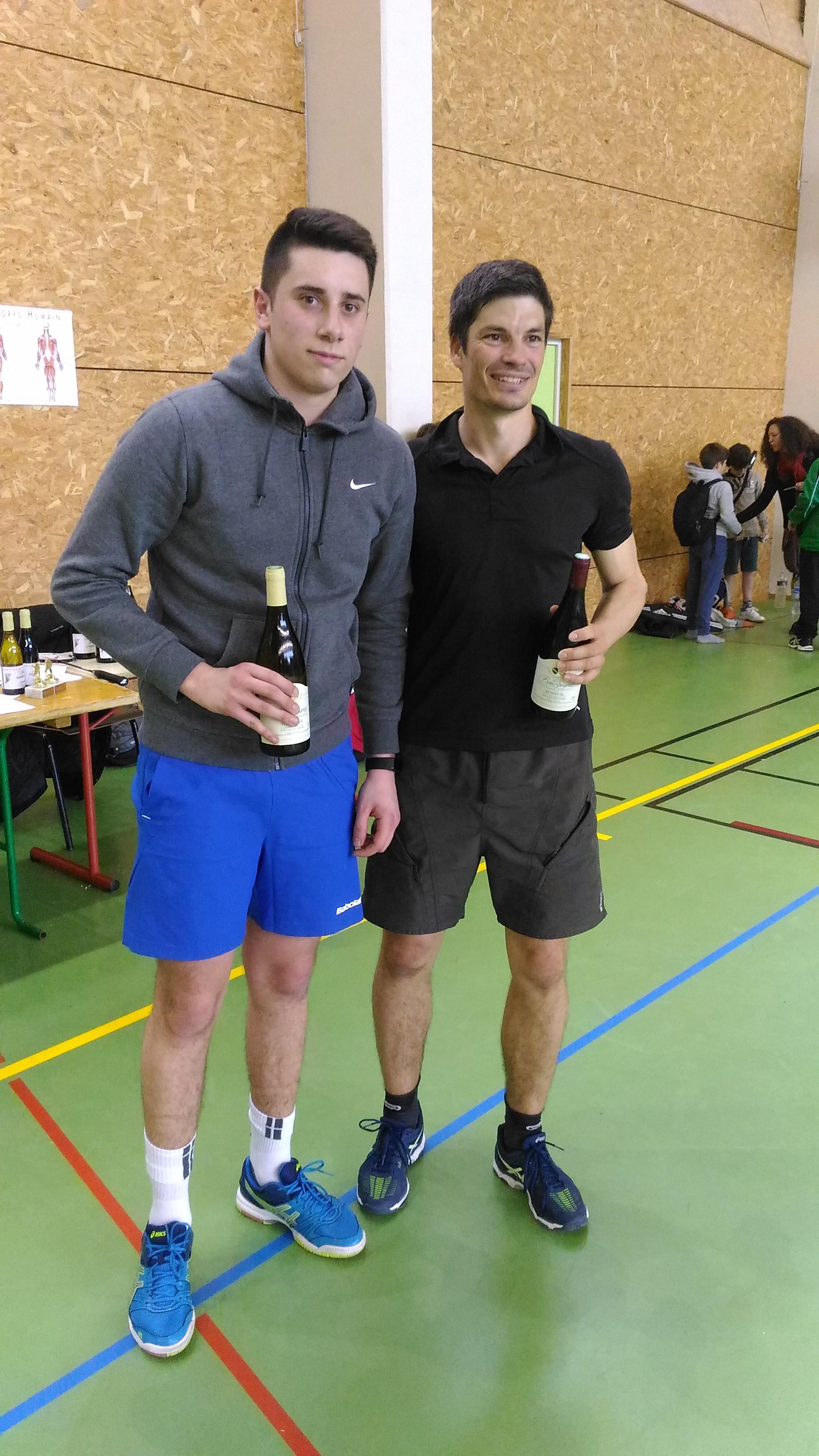 Champion Double Hommes D