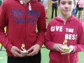 Vice-Champion Double Hommes Minimes