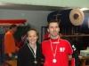 Vice-champions de l\'Yonne en Double Mixte NC 2012-2013