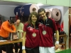 Champions de l\'Yonne en Double Mixte NC 2012-2013