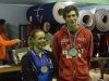 Champions de l\'Yonne en Double Mixte D 2012-2013