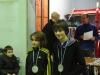 Champions de l'Yonne en Double Hommes Benjamin 2012-2013