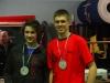 Champions de l'Yonne en Double Hommes Minimes 2012-2013