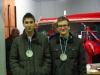 Champions de l'Yonne en Double Hommes Cadet 2012-2013