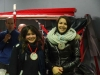 Championnes de l'Yonne en Double Dames NC 2012-2013