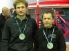Champion de l'Yonne en Double Hommes D 2012-2013