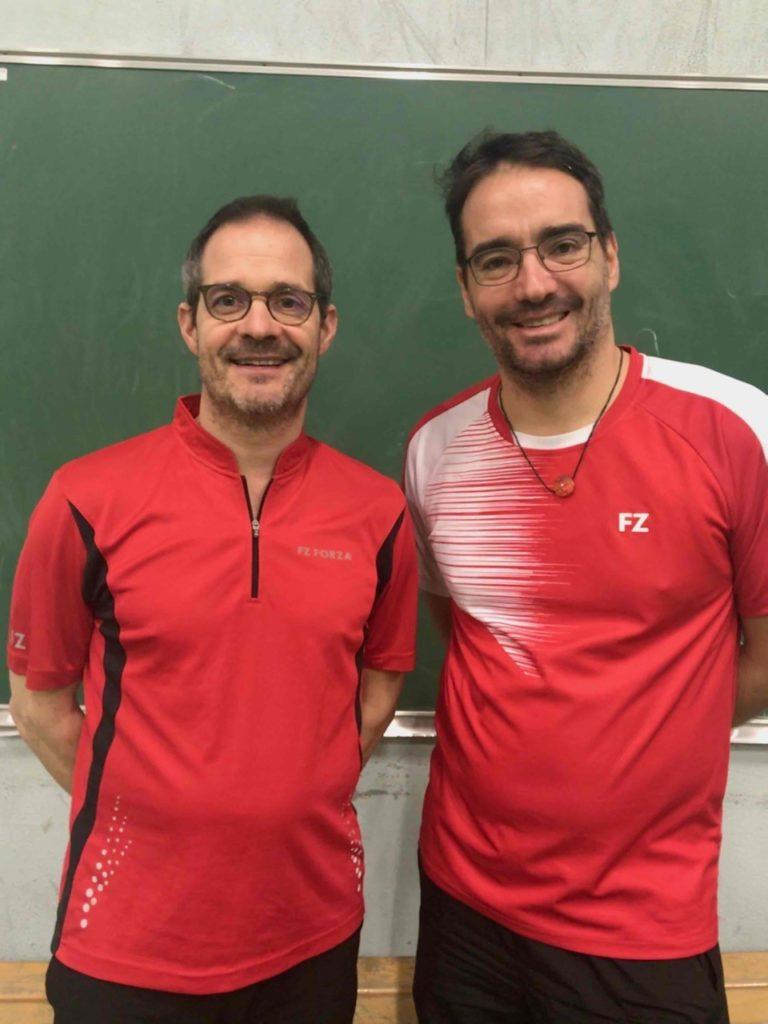 Clément Mathieu (à droite)
